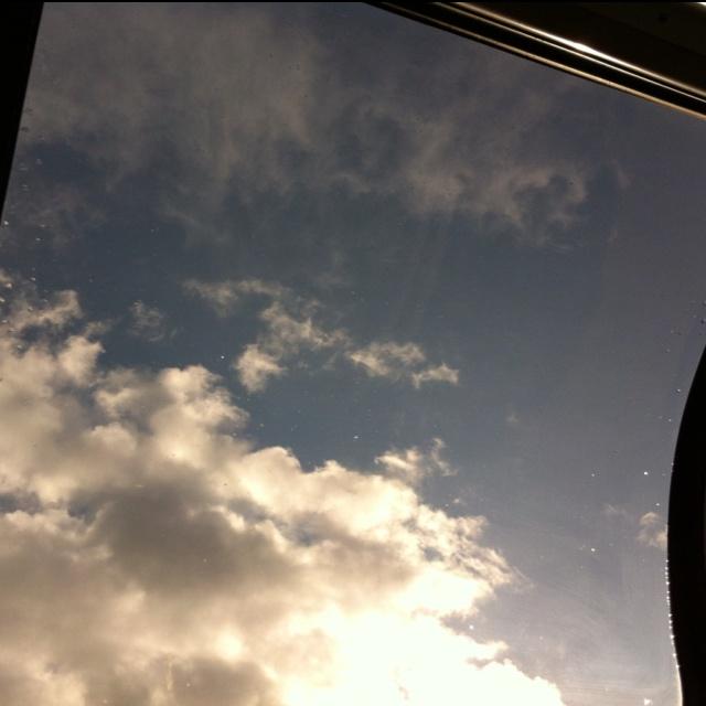 A bit of the sky