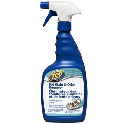 Zep Commercial 32-oz Pet Stain & Odor Remover