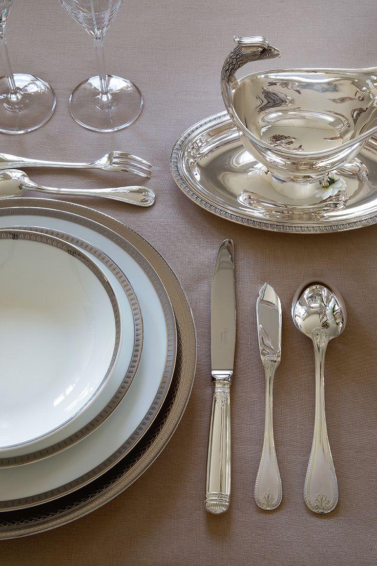 17 best images about christofle on pinterest flatware. Black Bedroom Furniture Sets. Home Design Ideas