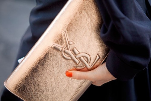 bronze YSL clutch | Fashion | Pinterest | Clutches, Clutch Bags ...