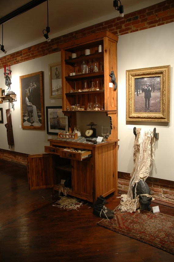 Peg and awl and awe. (love the caption so had to keep it) from 2010 Art in the Age show...Country Houses, House Redecorating, Dreams, Apothecary Cabinet, House Stuff, Country Farmhouse, Farmhouse Kitchens, Cabinets Finding, Apothecaries Cabinets