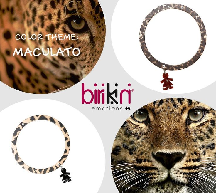 Choose yours! http://www.blomming.com/mm/kirafashionshop/items/bracciale-passion-blange-birikini-con-ciondolo-verniciato-a-mano-a-fantasia
