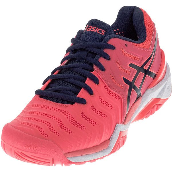 The ASICS Junior's Gel Resolution 7 Tennis Shoes are the 2017 version of  the highly regarded