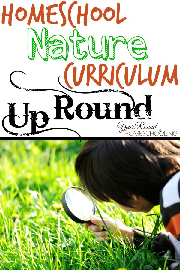 Homeschool Nature Study Curriculum Round Up - http://www.yearroundhomeschooling.com/homeschool-nature-study-curriculum-round-up/