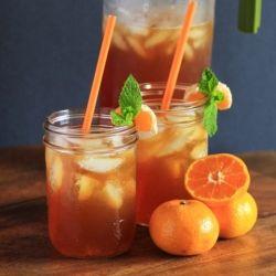 Mandarin Chai Iced Tea recipe