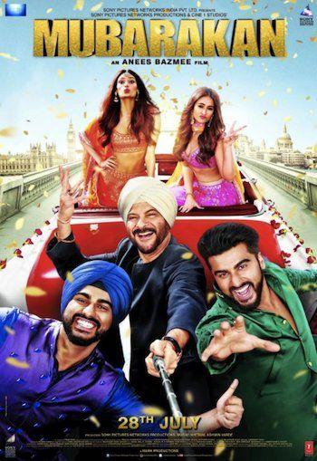 Mubarakan 2017 Hindi Full Movie Download