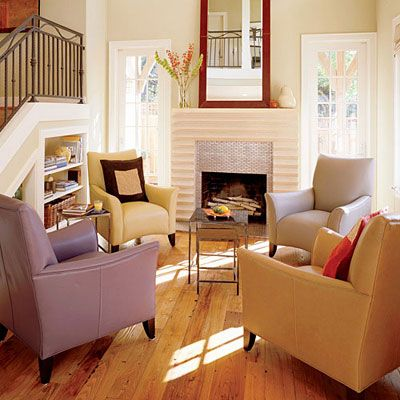 Living Rooms Without Sofas   Google Search