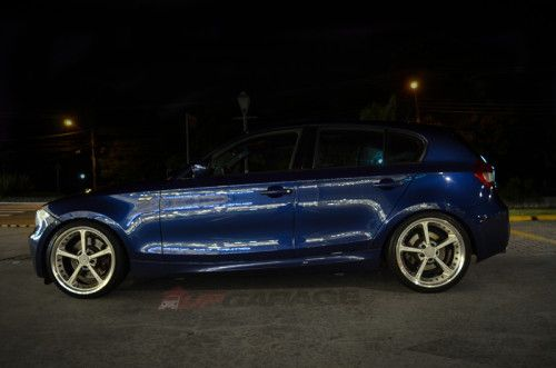 "BMW 130i on AC Schnitzer 19""  www.upgarage.com.br #bmw #bmw130i #130i #upgarage"