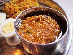 Side gravy for biryani 7