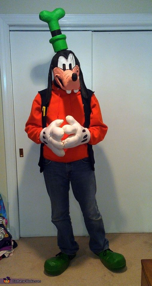 Goofy Costume - Halloween Costume Contest via @costume_works