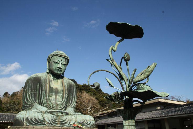 Kamakura foi capital feudal do Japão de 1185 a 1333, e isso reflecte-se na quantidade e qualidade de templos que ainda hoje podemos admirar.