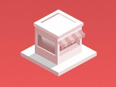 Bookstand by Gabriel Champeix