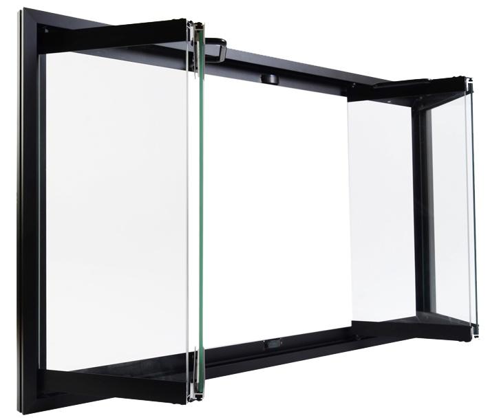 Best 25 Fireplace Glass Doors Ideas On Pinterest