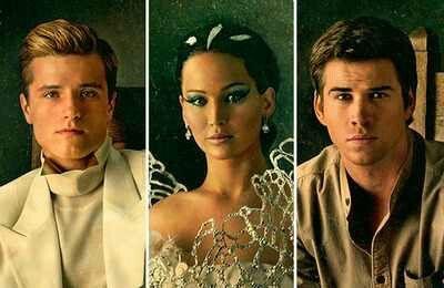 The Hunger Games Catching Fire Mockingjay Peeta Mellark ...