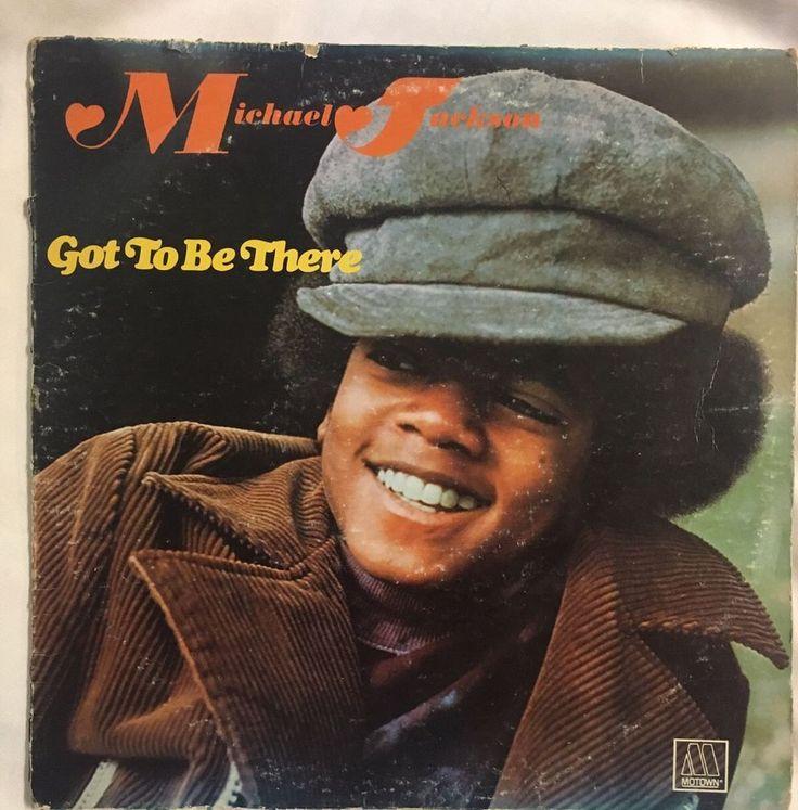 Michael Jackson Got to be there Motown LP Vinyl 747L Vintage    eBay