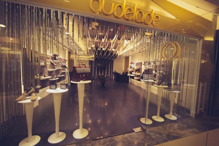 Window display- Audelade store- Mumbai
