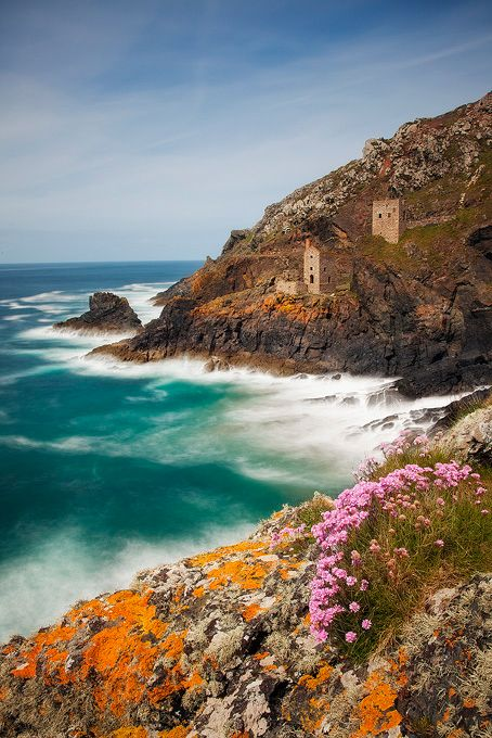 Cornwall Coast, England
