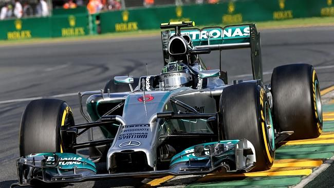 Revising the Start of the #MercedesF1 Domination http://www.benzinsider.com/2014/03/nico-rosberg-wins-australian-grand-prix/