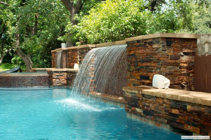 18 best wet edge pools images on pinterest pools swimming pools and swiming pool for Fort worth swimming pool builders