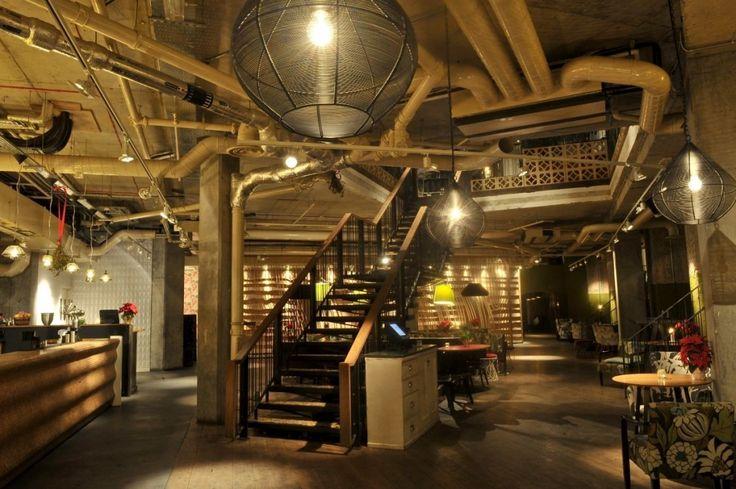 FollyBar quirky wedding industrial venue london