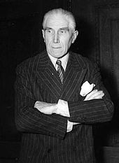 Franz von Papen, the conservative vice-chancellor who ran afoul of Hitler after denouncing the regime's failure to rein in the SA in his Marburg speech, 1934.
