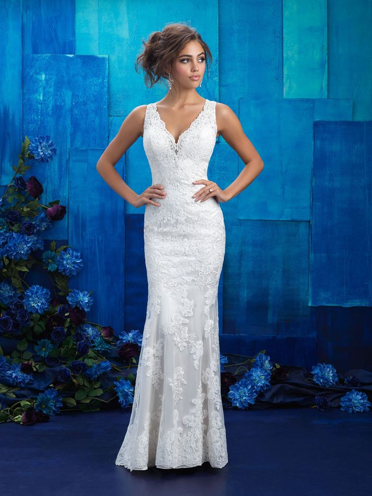 Cool The Allure bridal collection can be found at Bellevue Bridal Boutique La Belle Elaines Bridal Pearls and Lace and The Wedding Bell