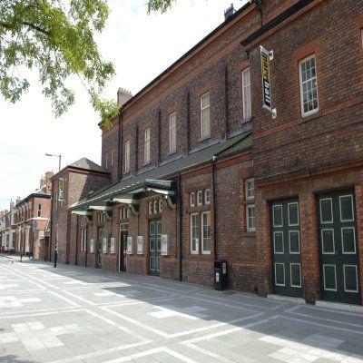 Parr Hall, Warrington