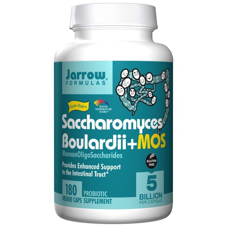 Saccharomyces Boulardii + MOS Value Size