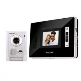 KCV-D352 Colour Hands Free Video Door Phone