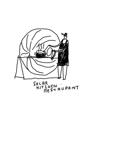 Lapin Kulta Solar Kitchen