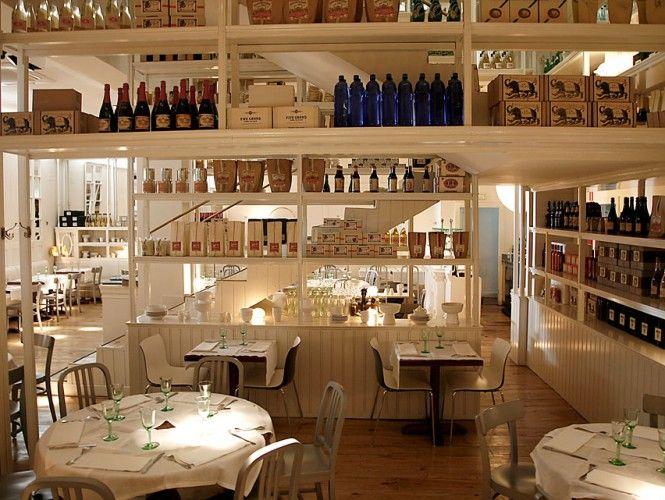 Restaurante Bazaar. Madrid (España)