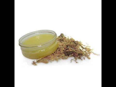 Cómo hacer Crema de Caléndula - Hacer jabón|Hacer jabón