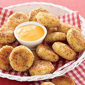 Make Easy Appetizers for Under $1   Potato Croquettes   AllYou.com