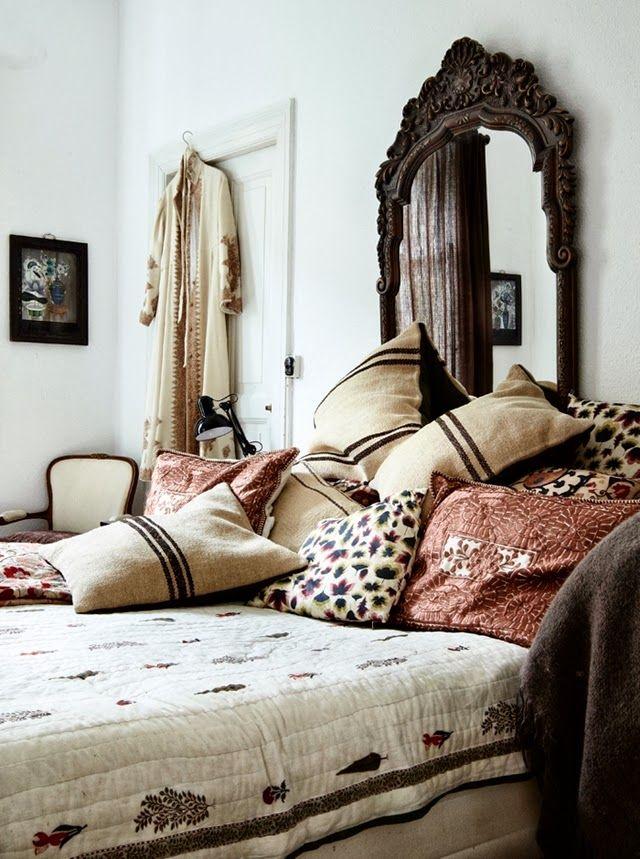 Bohemian Fashion Designeru0027s Home | Daily Dream Decor Amazing Design