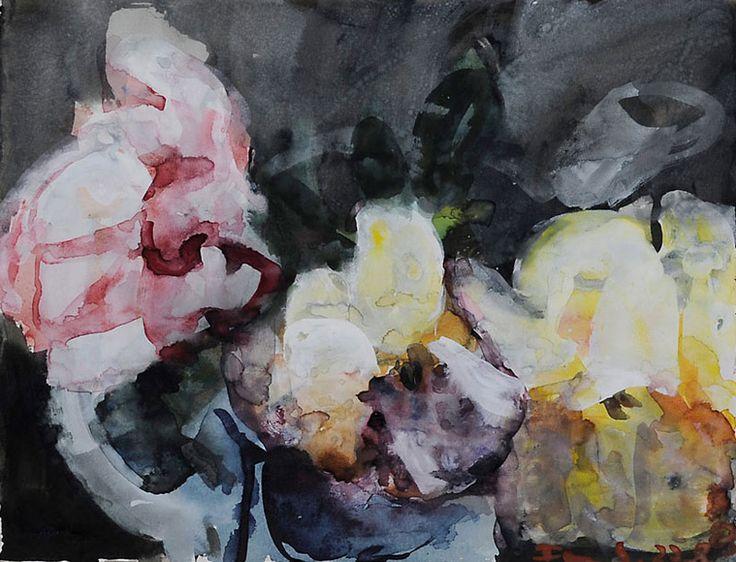 Rosen von Klaus Fußmann