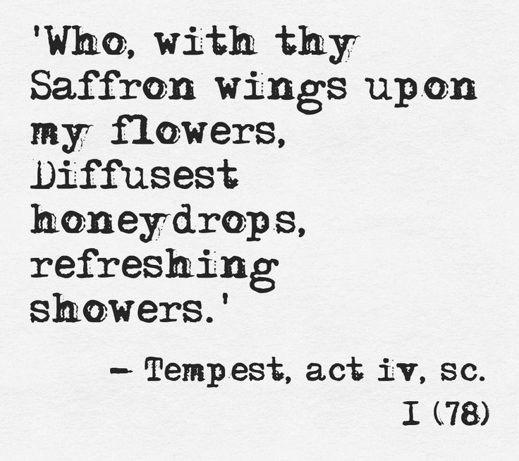 Shakespeare Quotes About Natures Beauty: 17 Best Images About Shakespeare's Flowers On Pinterest