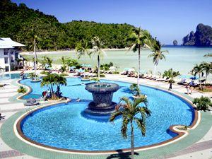 Koh phi phi luxury hotel