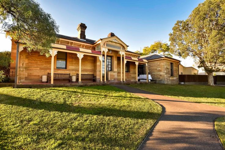 The Superintendent's Residence in  Sydney's Centennial Park is a stunning heritage listed Victorian property with large private garden. Ideal for city weddings with style! http://www.theresidencescentennialpark.com/ #Sydney #Wedding #Venue #Urban #Historic