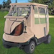 Golf Cart Covers, Enclosures, and Accessories for Storage and Travel  Preserve Your Gear and Your Game
