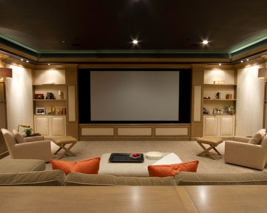 124 best Home Theater ❖ Sala de Cinema-TV images on Pinterest ...