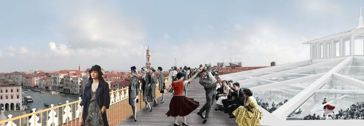 OMA . Fondaco dei Tedeschi . Venice  (8)