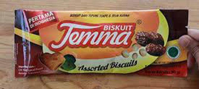 """JAKARTA, (tubasmedia.com) – Produksi biskuit sehat """"Temma"""" menggandeng usaha kecil dan menengah (UKM) lokal. Tepung tempe diambil dari UKM di Bogor dan selai kurma dari UKM di Depok."""