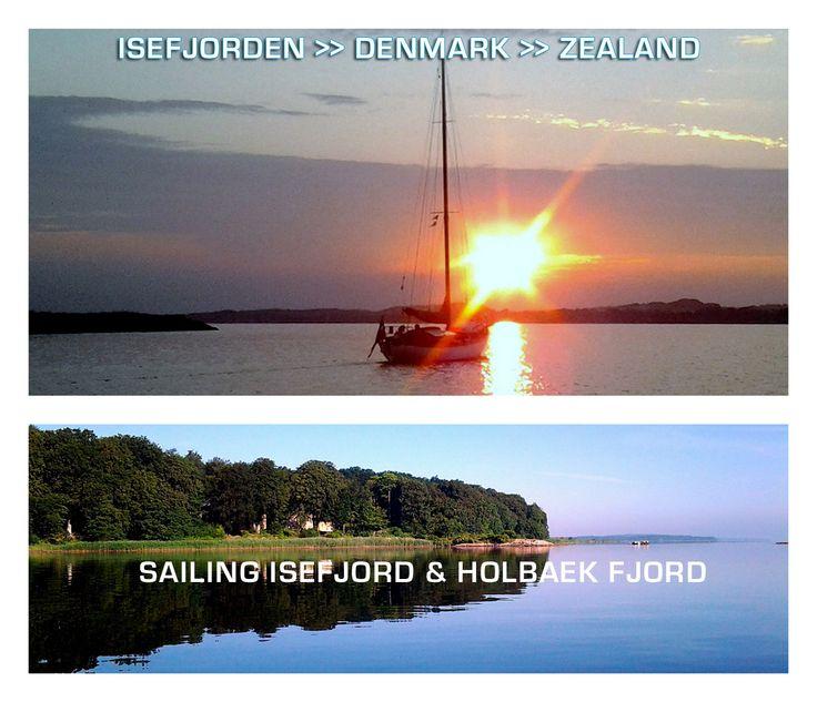 Sailing Isefjord and Holbaek fjord. Zealand - Denmark. http://isefjorden.com/