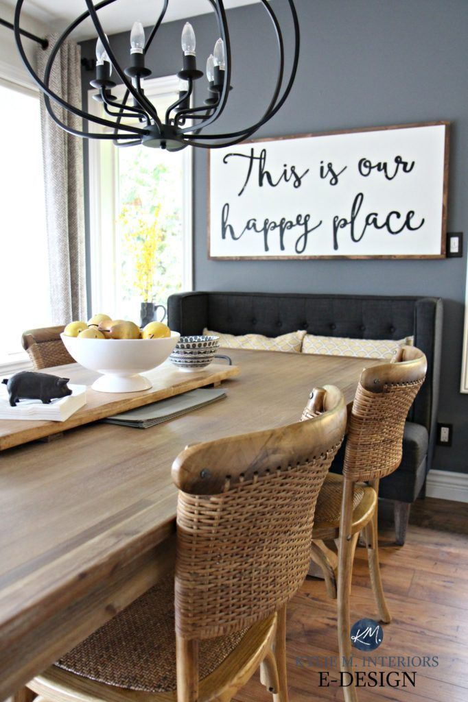 A Dining Room Design He Will Surely Love Fun Home Design Casual Dining Rooms Wood Dining Room Dining Room Wall Decor