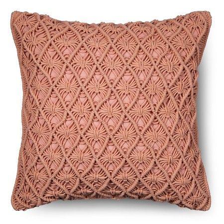 50 best capas de almofada macrame images by silvana basso on pinterest cushions cushion. Black Bedroom Furniture Sets. Home Design Ideas