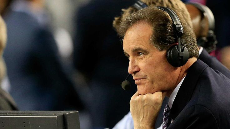 Jim Nantz is recognizable to sports fans for his many great calls, but when he speaks out about Alzheimer's, he delivers his strongest voice.
