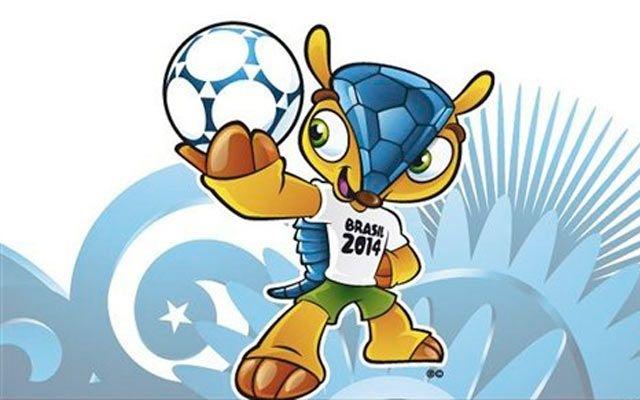 Bautizan como Fuleco a la mascota del Mundial 2014