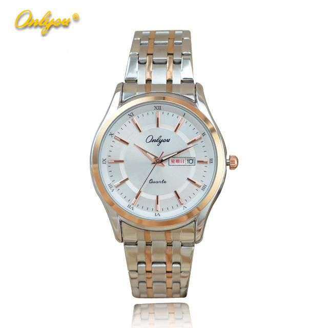 2016 Onlyou Fashion Luxury Dress Business Love'S Watches Waterproof Quartz Import Movement Mens Watches Stainless Steel Sapphire Watch 8868 Cheap Designer Watches Cheap Watch From Cathywang168, $17.17| Dhgate.Com