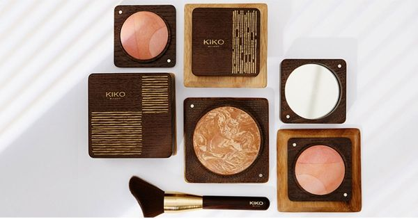 Der neue KIKO #moderntribes Blush ist TOP! #ad make Up Augen geek Beauty Make-up Lidschatten bronzer