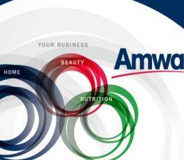 Amway - Corp logo
